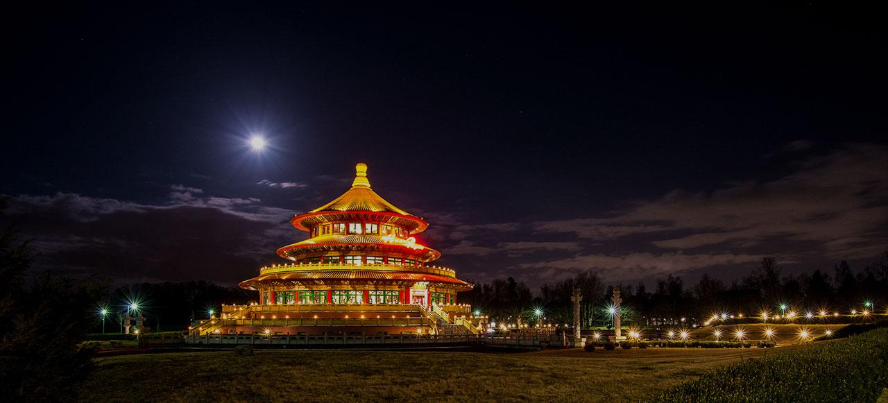 kaiser pagode hohen neuendorf